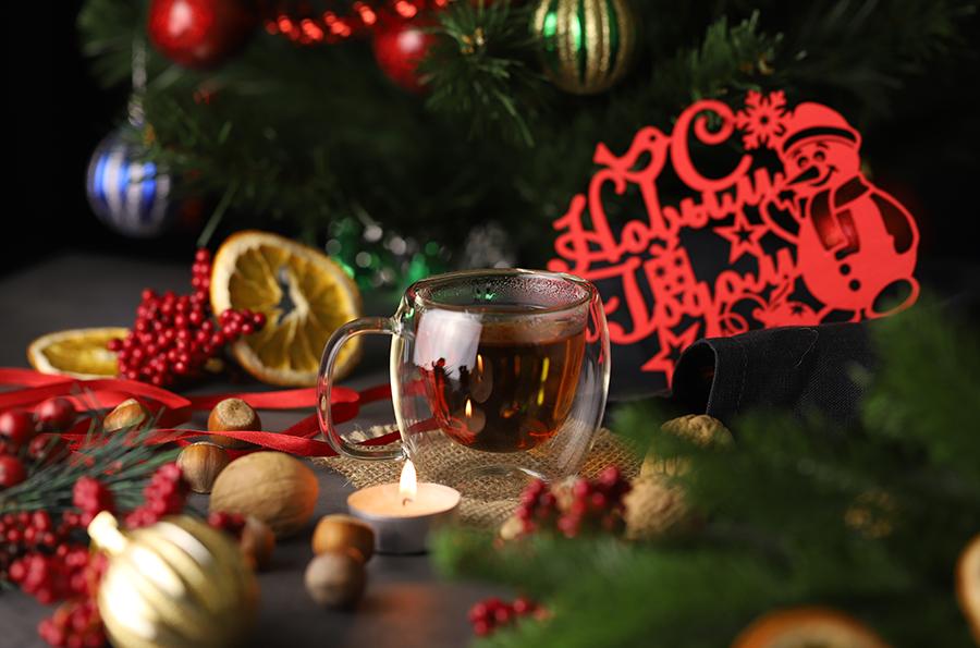 Поздравляем с наступающим 2020 годом и Рождеством!