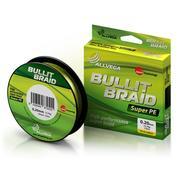 Плетеный шнур Allvega Bullit Braid 135M Dark Green 0,10mm