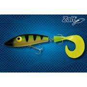 Джеркбейт Zalt Zam Z tail 22 Sinking 22см 85г colour 77