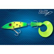 Джеркбейт Zalt Zam Z tail 19 Medium 19см 40г colour 24