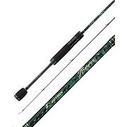 Спиннинг ZETRIX Forra FRS-672L 202 см 1.5-8 г