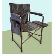 Кресло складное с полкой нагрузка 280 кг