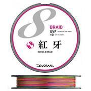Шнур Daiwa KOHGA UVF 8BRAID+Si 200м #1.0 нагр. 8кг цветной