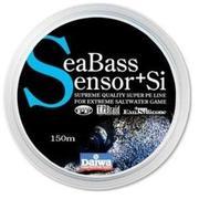 Шнур Daiwa SEABASS SENSOR+Si 150м #1.0 нагр. 7кг голубой