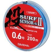 Шнур Daiwa SURF SENSOR +Si 200м #2.0 нагр. 11кг цветной