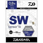 Шнур Daiwa SW SENSOR UVF +Si 300м #6.0 нагр. 31кг цветной