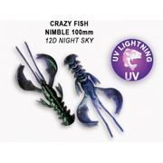 Crazy Fish Nimble 4' #12D Night Sky