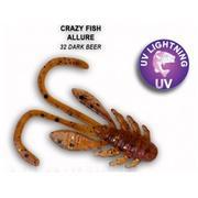 Crazy Fish ALLURE 1.5'/3