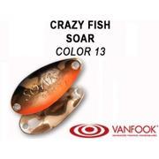 Блесна Crazy Fish Soar 0.9 гр #13