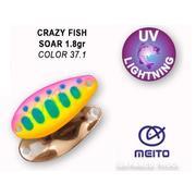 Блесна Crazy Fish Soar 1.8 гр #37.1