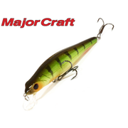 Воблер Major Craft Zoner Minnow ZM90 #09