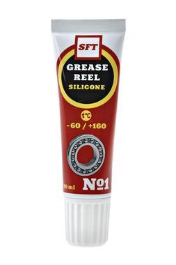 Смазка для катушек SFT GREASE REEL Silicone №1 20 ml