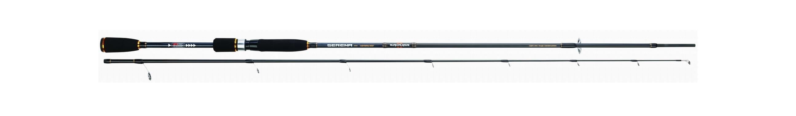 Спиннинг Sakura Serena SES 632M 190см 5-21гр
