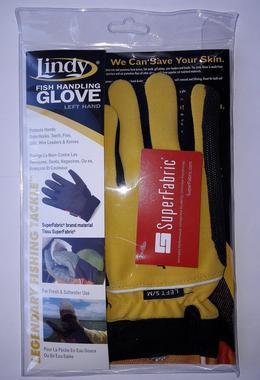 Перчатка защитная Lindy Fish Handling Glove S/M на левую руку AC960