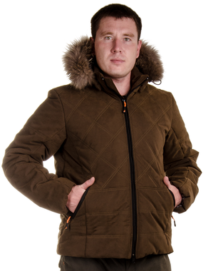 Куртка Арчер финляндия, коричневый PRIDE