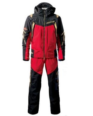 Костюм теплый SHIMANO RT-112M PROKUTIBU SUIT F.RED 3XL