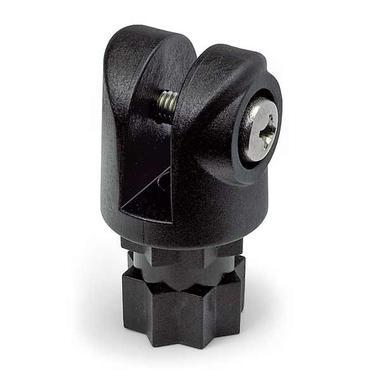 Кронштейн со стяжным болтом Railblaza Clevis/Bimini Support Pair цвет черный