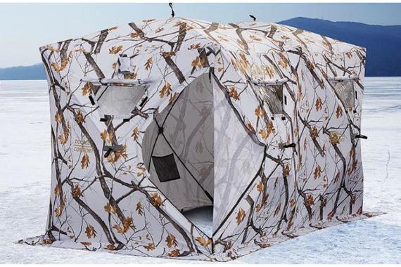 Палатка для зимней рыбалки 3603A 6 местная