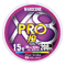 Шнур Duel Hardcore X8 PRO 200м #0.6 нагр. 5.8кг 0.13мм 4Color
