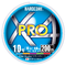 Шнур Duel Hardcore X4 PRO 200м #0.6 нагр. 5.4кг 0.13мм 5Color