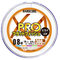 Шнур Duel Hardcore X4 PRO 300м #1.0 нагр. 8кг 0.17мм 5Color