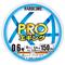 Шнур Duel Hardcore X4 PRO 150м #0.8 нагр. 6.4кг 0.15мм Orange