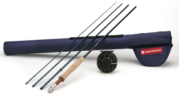Набор Redington 890-4 Crosswater Outfit 9'